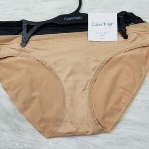 Calvin Klein Cheeky Bikini 2-pack M & L